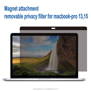 removable privacy screen guard for laptop for macbook air 13.3 inch 11.6inch for Macbook pro for iMac