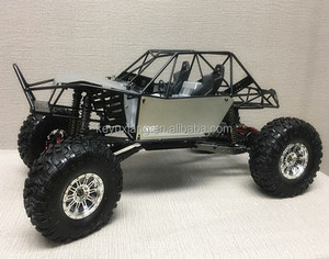 KYX 1/10 4wd Metal Roll Cage Body Roll Cage Chassis Aluminum Panels Rock Crawler 4*4