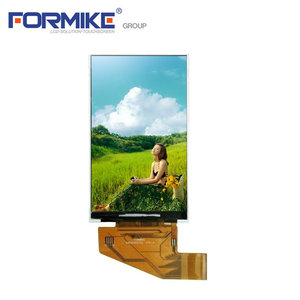 4.3'' inch 480x800 tft lcd screen 16 bit rgb interface with good viewing angle and luminance 330cd/m2