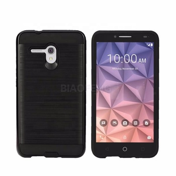 more photos 65194 8d119 American Mobile Phone Accessories Smart Slim Armor Phone Back Cover Case  For Alcatel Phone One Touch Fierec Ii Xl 5054 - Buy Case For Alcatel ...