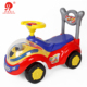 Children fun activity play 4 big wheels baby girl ride on plastic toy car for kids