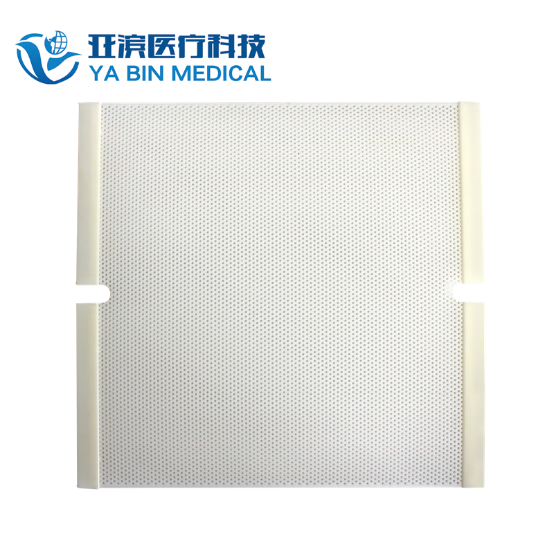 comfortable New thermoplastic splint sheet Body radiothrapy Masks of radiation therapy immobilization devices with FDA CE China
