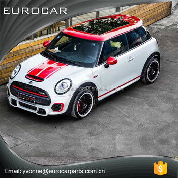 newest mini cooper s f56 f55 jcw pro extend pp body kit. Black Bedroom Furniture Sets. Home Design Ideas