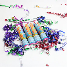 CE Approved Wedding Streamer Confetti Party Popper