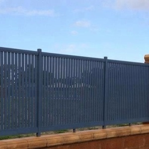 Popular Aluminum Privacy Fence,New Design Aluminum Fence Panels For Sale