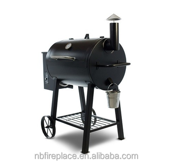 Wood Pellet Smoker Grill With Pid Digital Controller ...