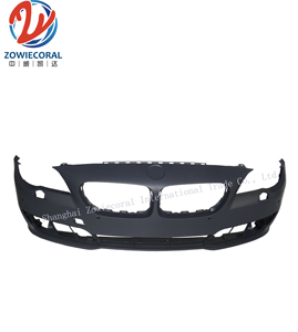 High-Quality And Resilient Front Bumper For BMW 5 Series 2014 F10 LCI/F18 LCI