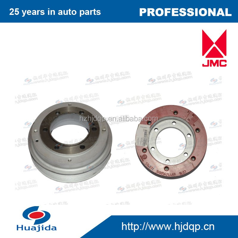 HIGH QUALITY AUTO SPARE PARTS OEM 1000562446 Crankshaft Pulley for JMC