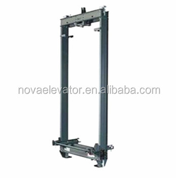 high quality counter weight frame for lift elevator car frame buy