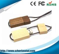 Wooden USB Stick 16GB Presentation Gift Box Flash Memory Drive Thumb Pen