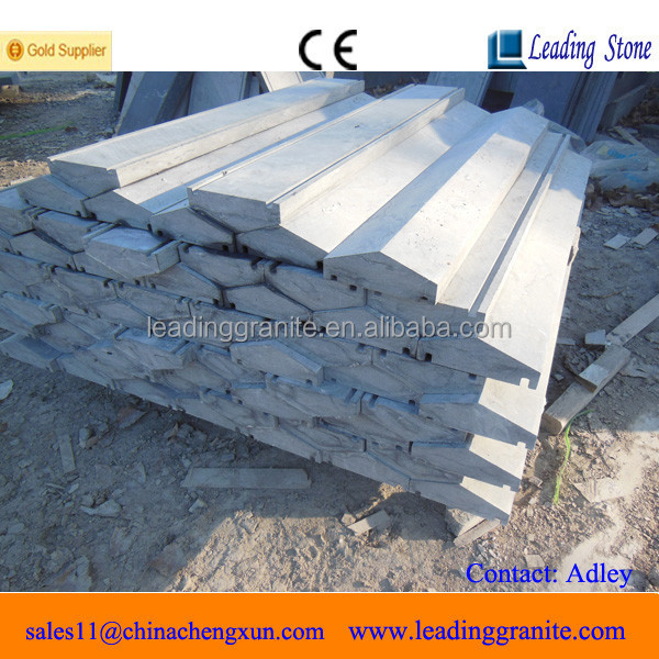 Natural Chinese blue limestone coping