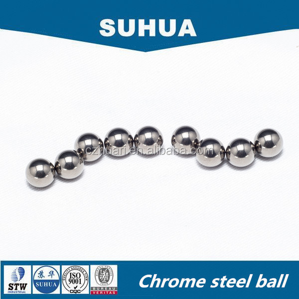 AISI E 52100 Chrome Steel 1/8 inch Bearing Steel Ball