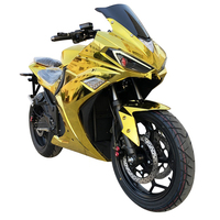 Top selling electric motorcycle 8000w motorcycle racing