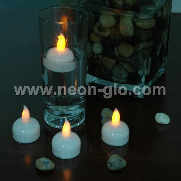 Water Floating LED unusual tealight candles