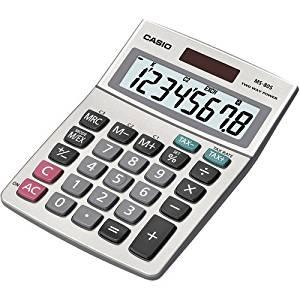 Casio Solar Plus Desktop Calculator