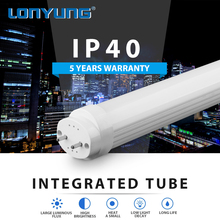 Lamp Retrofit Replacement houses 100-277v isolated driver new model led tube light manufacturer
