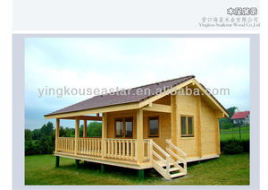 new design cottage wooden hut log cabin