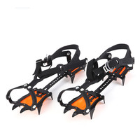 Outdoor Rock Climbing Ice Snow Anti skid Crampons