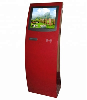Touch Screen Mobile Printing Kiosk Machine