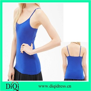women fashion knit v neck cami vests