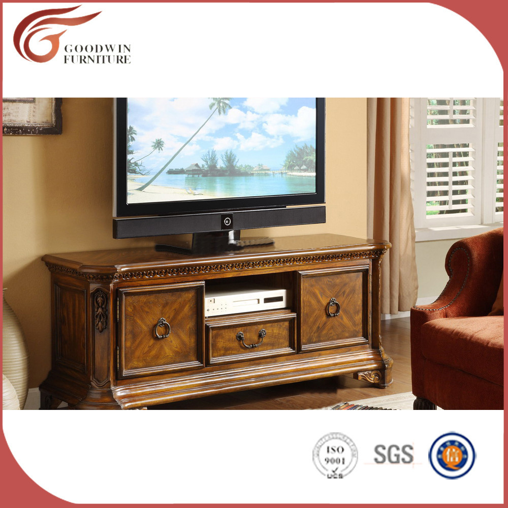 Crystal Chesterfield Tv Cabinet