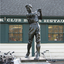 Antique Golf Statue, Antique Golf Statue Suppliers And Manufacturers At  Alibaba.com