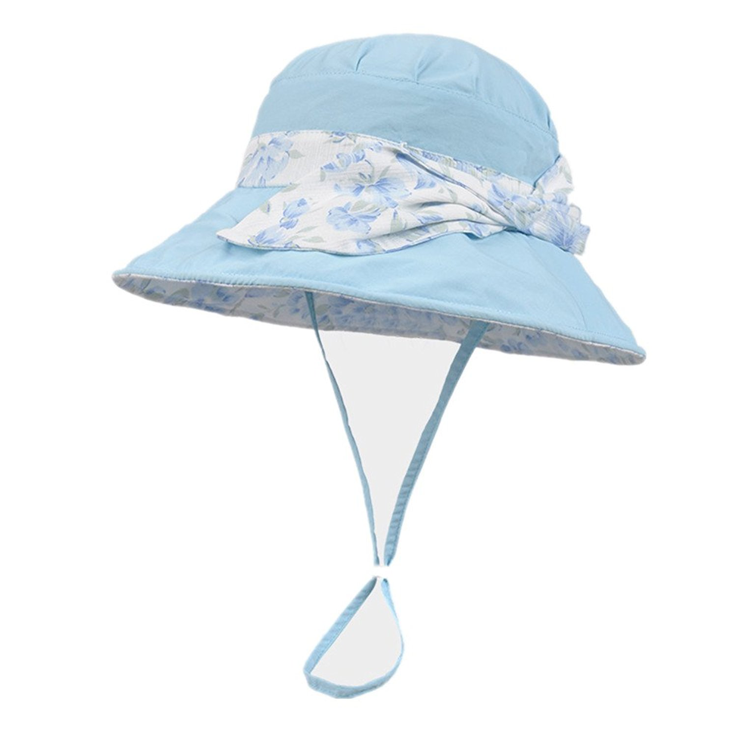 Get Quotations · WDA Womens Foldable Cotton Sun Hats Summer Hats UV  Protection UPF 50+ Outdoor CapsWDA Womens 9885e6159394