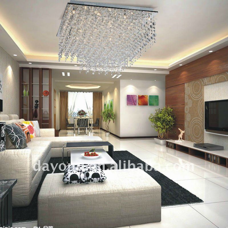 Living Room Crystal Light, Living Room Crystal Light Suppliers And  Manufacturers At Alibaba.com