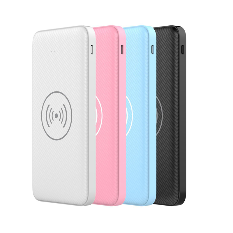 Hot Selling New Product Smart Phone Qi Wireless Charger Power Bank with cooling fan