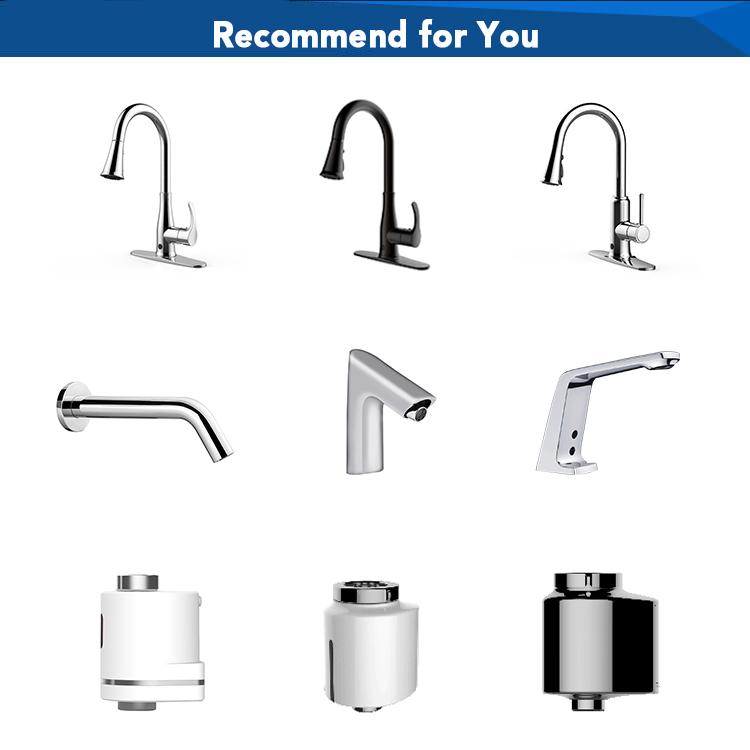 Ir Sensor Automatic Basin Tap, Washroom Automatic Tap Mixer