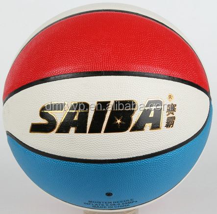 Xidsen,Qianxi PU laminated 8 panels Basketball size 7,PVCglue laminated,women basketball designs