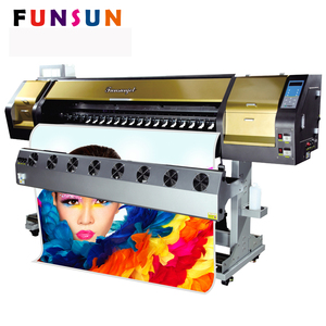1.8m 36 Inch Dye Sublimation Printer With Two DX5/5113 Heads 1440dpi Fast Printing Speed