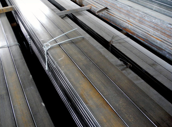 ST52/Q345 hot rolled steel flat bar