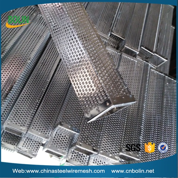 35mm stainless steel perforated metal tube