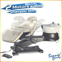 High Quality Electric Hair Washing Chair salon shampoo chairs