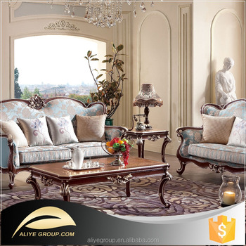 Wooden Carved Italian Classic Style Luxury Living Room Furniture Sofa Sets  - Buy New Design Sofa,Middle Eastern Style Living Room Sofa,New Classic ...