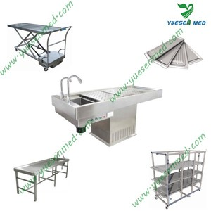 Hot sale hospital morgue mortuary transport equipment