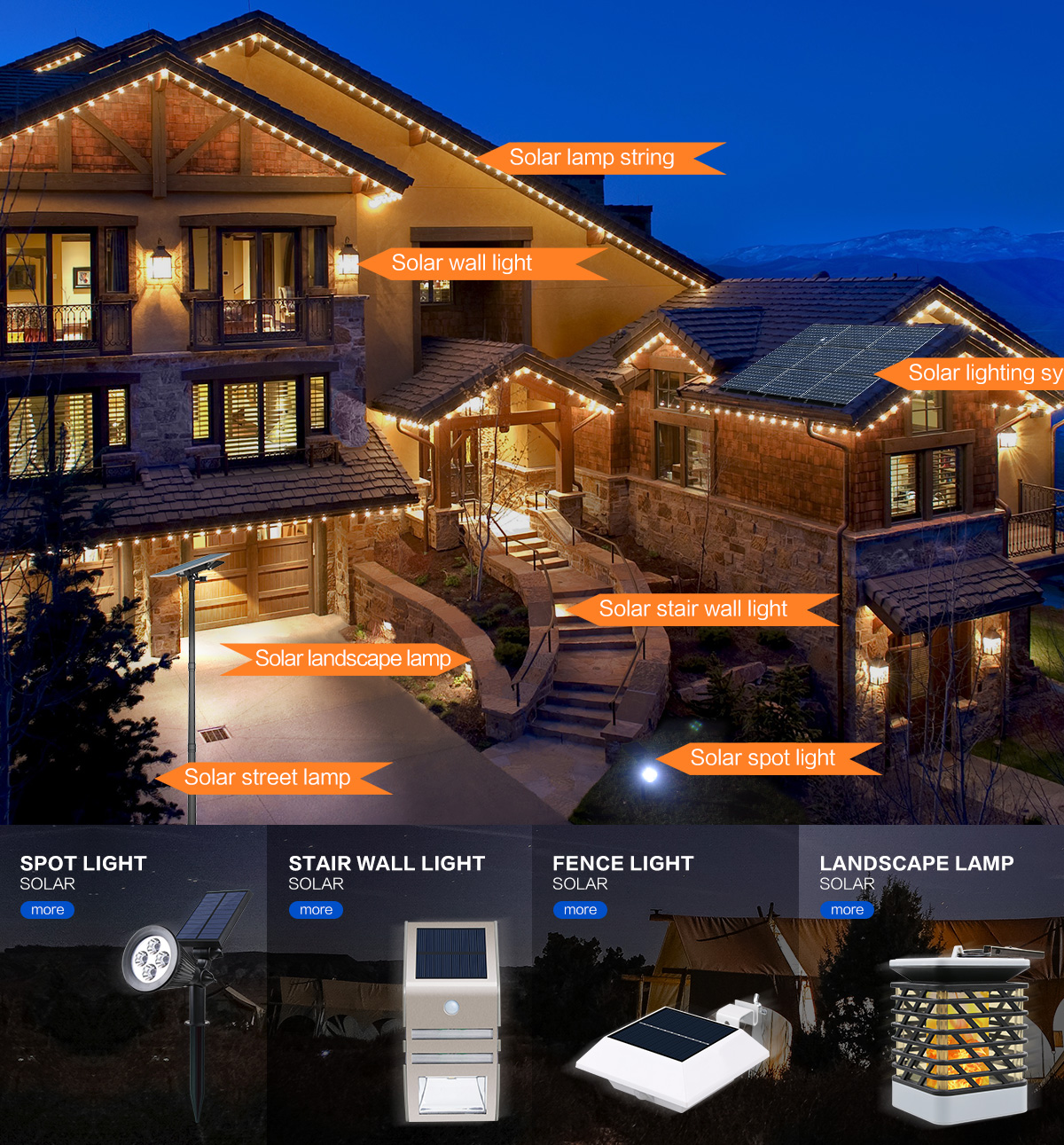 Zhongshan Yinghao Solar Technology Co., Ltd. - Solar Lawn Lamp ...
