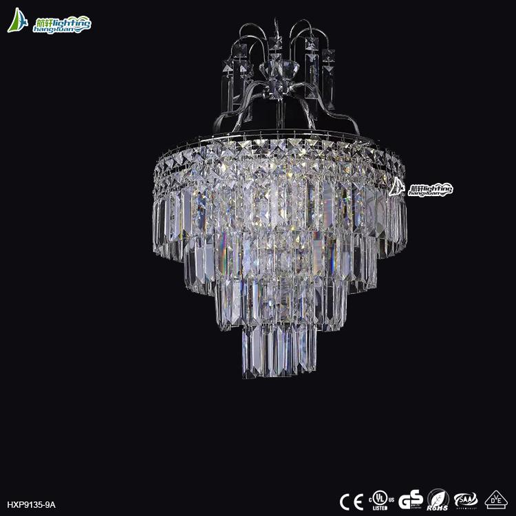 Candelabros de cristal accesorios de iluminación colgante para la ...