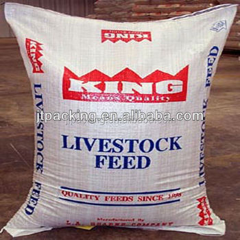 high quality poly woven livestock feed bag supplier buy
