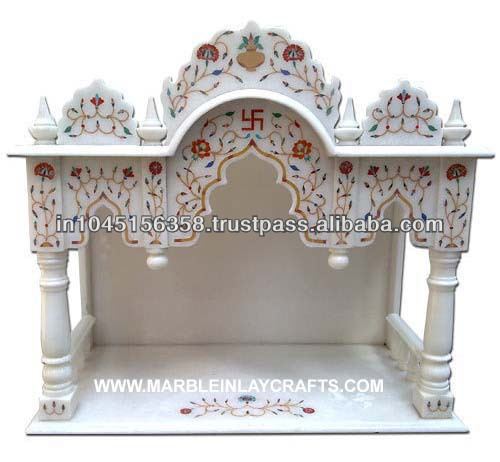 Lovely Marble Temple Home Decoration   Buy Marble Mandir,Decorative Temple,Home  Made Mandir Product On Alibaba.com
