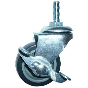 20+ Year Popular display threaded stem caster wheel,esd caster