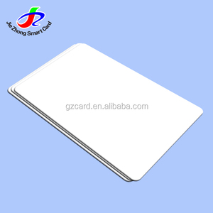 Factory price plastic EM4100 TK4100 chip 125KHZ RFID id pvc card