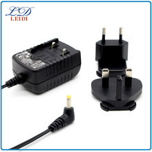 12 Volt ac Adapter Changeable Plugs Power Supply 5v 1a Unterchangeable Power Adapter