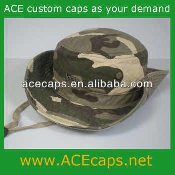 Wholesale High Quality Camouflage Jeep Bucket Hat With String - Buy ... b90a8ba15d0