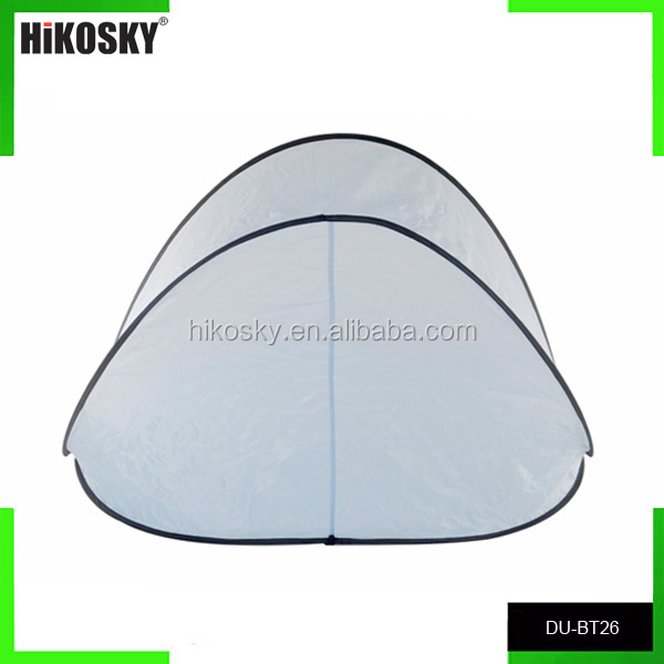 HIKOSKY Foldable Fast Open Popup Camping Shade Tent For Outdoor Sports