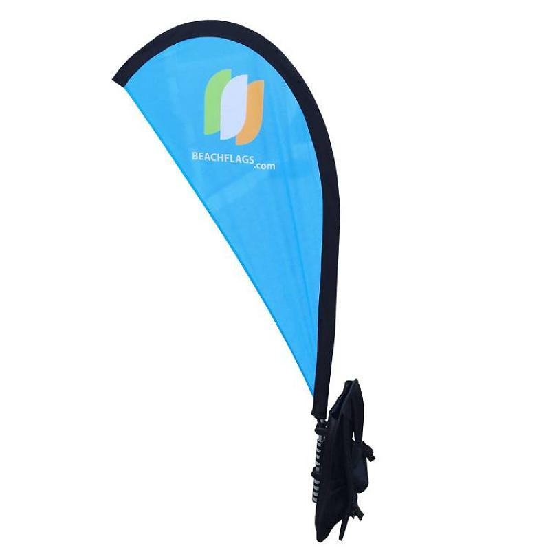 37df67b3fd7 Custom Logo Outdoor Advertising Flying Flag Banner Backpack - Buy ...