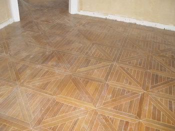 Mosaic Laminate Flooring High Quality 8mm 12mm Laminated Wooden Flooring