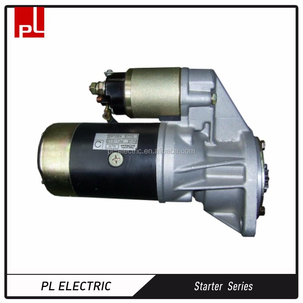 4jb1 8944339120 2.8kw 9t S13-111 S13-136 18299 12v Truck Starter ...