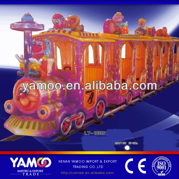 Amazing cartoon train/mini electric train/eléctrica train juguetes, Mini truck train para la venta